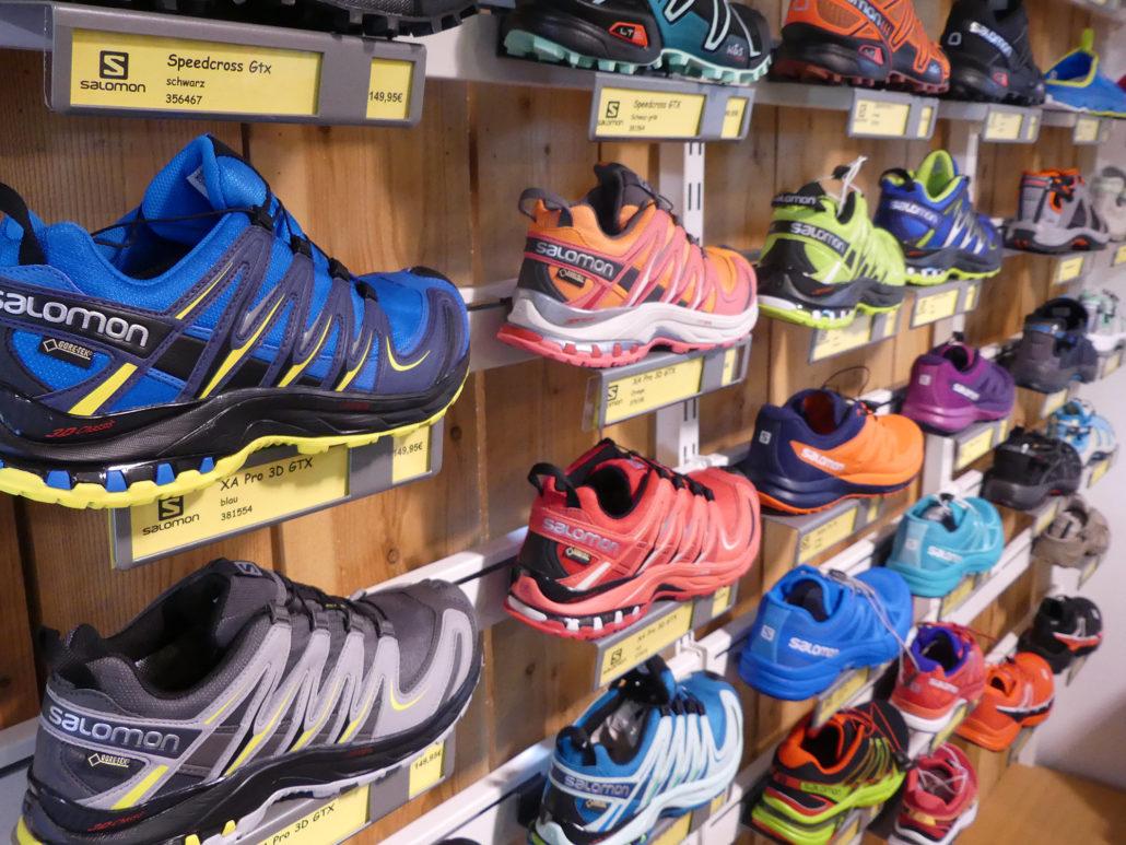 Salomon X Alpine Pro Trailrunning Schuhe