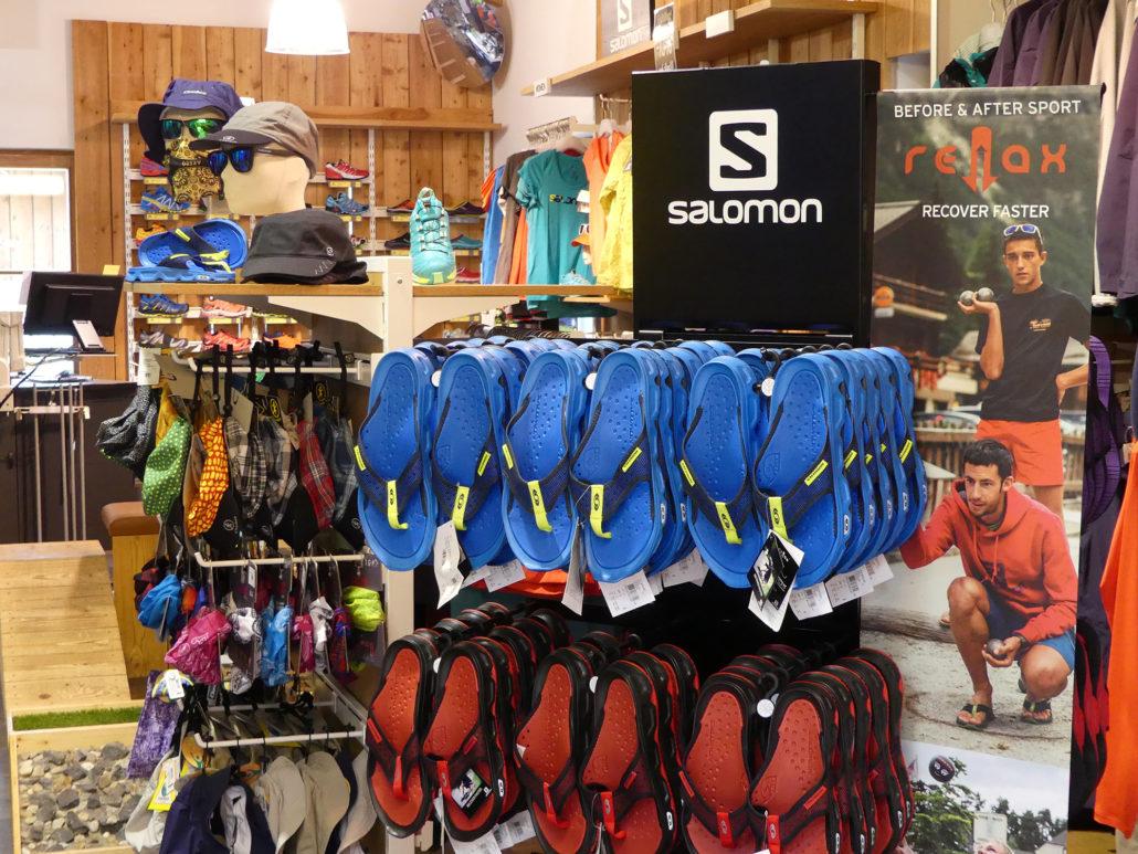big sale 33dc8 0cd06 Anreise zum einzigen Salomon PRO Shop in Deutschland